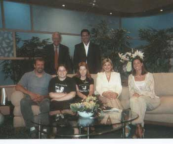 Marion Gray TV appearance