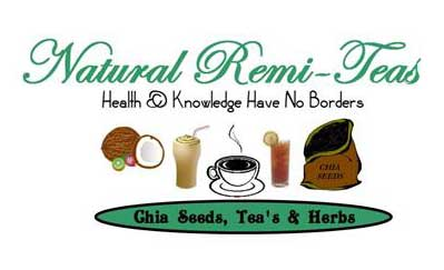 Natural Remi-Teas Logo